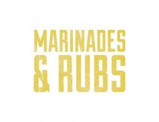 Marinades & Rubs
