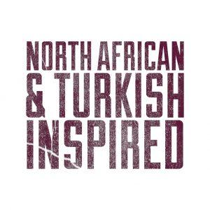 North African & Turkish Inspired